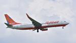 パンダさんが、成田国際空港で撮影したチェジュ航空 737-8FHの航空フォト(写真)