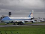 worldstar777さんが、伊丹空港で撮影したアメリカ空軍 VC-25A (747-2G4B)の航空フォト(飛行機 写真・画像)