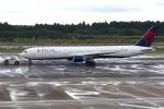 グリスさんが、成田国際空港で撮影したデルタ航空 767-432/ERの航空フォト(写真)