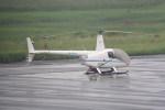 kumagorouさんが、札幌飛行場で撮影したつくば航空 R44 Clipper IIの航空フォト(飛行機 写真・画像)