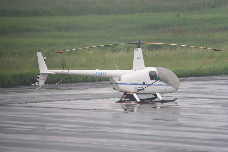 kumagorouさんのつくば航空 Robinson R44 (JA44AA) 航空フォト
