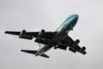 かぷちーのさんが、伊丹空港で撮影したアメリカ空軍 VC-25A (747-2G4B)の航空フォト(写真)