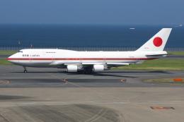 マリオ先輩さんが、羽田空港で撮影した航空自衛隊 747-47Cの航空フォト(飛行機 写真・画像)
