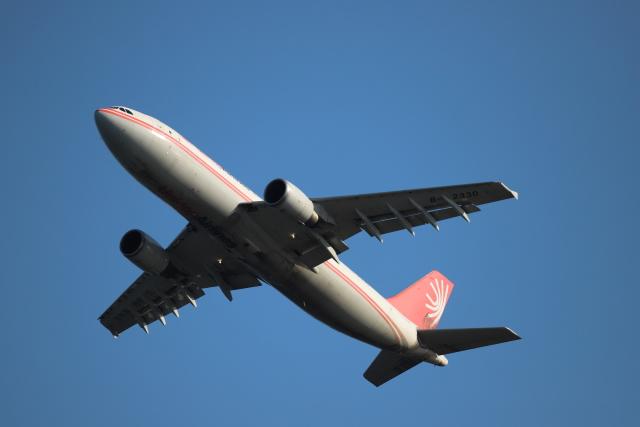 yasunori0624さんが、関西国際空港で撮影したユニ・トップエアラインズ A300B4-605R(F)の航空フォト(飛行機 写真・画像)