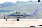 ドリさんが、福島空港で撮影した学校法人ヒラタ学園 航空事業本部 208B Caravan Iの航空フォト(写真)