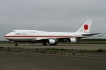 ウッディーさんが、新千歳空港で撮影した航空自衛隊 747-47Cの航空フォト(飛行機 写真・画像)