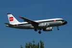 採れたてほしいもさんが、ロンドン・ガトウィック空港で撮影したブリティッシュ・エアウェイズ A319-131の航空フォト(飛行機 写真・画像)