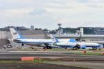 T.Sazenさんが、伊丹空港で撮影したアメリカ空軍 757-2Q8の航空フォト(飛行機 写真・画像)