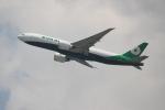 OMAさんが、香港国際空港で撮影したエバー航空 777-F5Eの航空フォト(飛行機 写真・画像)