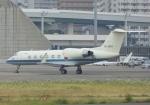 ふうちゃんさんが、伊丹空港で撮影した航空自衛隊 U-4 Gulfstream IV (G-IV-MPA)の航空フォト(写真)