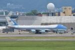 kiheiさんが、伊丹空港で撮影したアメリカ空軍 VC-25A (747-2G4B)の航空フォト(写真)