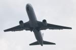 代打の切札さんが、伊丹空港で撮影した全日空 767-381の航空フォト(写真)