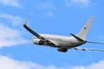 T.Sazenさんが、伊丹空港で撮影したアメリカ空軍 C-40C BBJ (737-7CP)の航空フォト(飛行機 写真・画像)