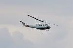 T.Sazenさんが、伊丹空港で撮影したアメリカ空軍 UH-1Nの航空フォト(飛行機 写真・画像)