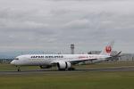 funi9280さんが、新千歳空港で撮影した日本航空 A350-941XWBの航空フォト(飛行機 写真・画像)