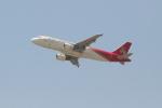 OMAさんが、香港国際空港で撮影した深圳航空 A320-232の航空フォト(飛行機 写真・画像)