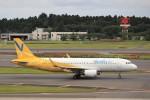 KAZFLYERさんが、成田国際空港で撮影したバニラエア A320-214の航空フォト(写真)