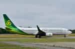 Dojalanaさんが、函館空港で撮影した春秋航空日本 737-8ALの航空フォト(飛行機 写真・画像)