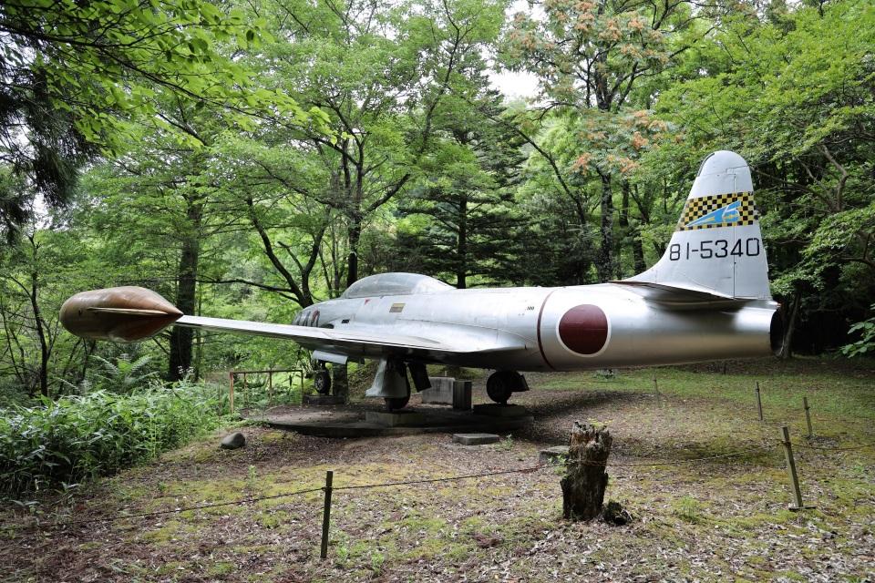 MIRAGE E.Rさんの航空自衛隊 Kawasaki T-33 (81-5340) 航空フォト