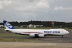 KAZFLYERさんが、成田国際空港で撮影した日本貨物航空 747-8KZF/SCDの航空フォト(写真)
