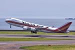 yabyanさんが、中部国際空港で撮影したカリッタ エア 747-481F/SCDの航空フォト(飛行機 写真・画像)