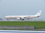 た~きゅんさんが、関西国際空港で撮影したドイツ空軍 A340-313Xの航空フォト(飛行機 写真・画像)