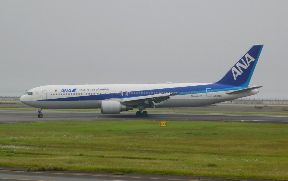 asuto_fさんの全日空 Boeing 767-300 (JA616A) 航空フォト