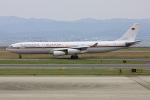 sky-spotterさんが、関西国際空港で撮影したドイツ空軍 A340-313Xの航空フォト(飛行機 写真・画像)