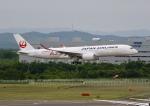 そら丸さんが、新千歳空港で撮影した日本航空 A350-941XWBの航空フォト(飛行機 写真・画像)