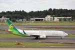 KAZFLYERさんが、成田国際空港で撮影した春秋航空日本 737-86Nの航空フォト(飛行機 写真・画像)