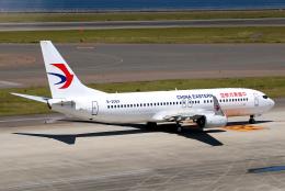 なごやんさんが、中部国際空港で撮影した中国東方航空 737-89Pの航空フォト(飛行機 写真・画像)