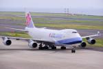 yabyanさんが、中部国際空港で撮影したチャイナエアライン 747-409F/SCDの航空フォト(写真)