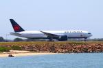 かみじょー。さんが、シドニー国際空港で撮影したエア・カナダ 777-233/LRの航空フォト(写真)
