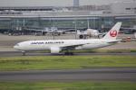 meijeanさんが、羽田空港で撮影した日本航空 777-246/ERの航空フォト(写真)