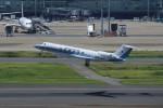 メンチカツさんが、羽田空港で撮影した海上保安庁 G-V Gulfstream Vの航空フォト(写真)