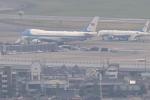 アイトムさんが、伊丹空港で撮影したアメリカ空軍 VC-25A (747-2G4B)の航空フォト(写真)