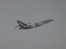 worldstar777さんが、関西国際空港で撮影したフランス空軍 Falcon 7Xの航空フォト(飛行機 写真・画像)
