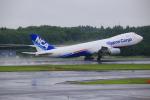 武彩航空公司(むさいえあ)さんが、成田国際空港で撮影した日本貨物航空 747-8KZF/SCDの航空フォト(写真)