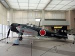 White Pelicanさんが、靖國神社 遊就館で撮影した日本海軍 Zero 52/A6M5の航空フォト(写真)