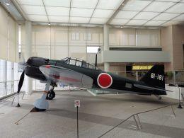 White Pelicanさんが、靖國神社 遊就館で撮影した日本海軍 Zero 52/A6M5の航空フォト(飛行機 写真・画像)