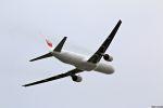 Jin Bergqiさんが、伊丹空港で撮影した日本航空 777-346の航空フォト(写真)