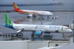 スターアライアンスKMJ まいやんさんが、那覇空港で撮影したバンブー・エアウェイズ A321-251Nの航空フォト(写真)