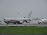 worldstar777さんが、関西国際空港で撮影したロシア航空 Il-96-300の航空フォト(飛行機 写真・画像)