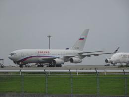 worldstarさんが、関西国際空港で撮影したロシア航空 Il-96-300の航空フォト(飛行機 写真・画像)