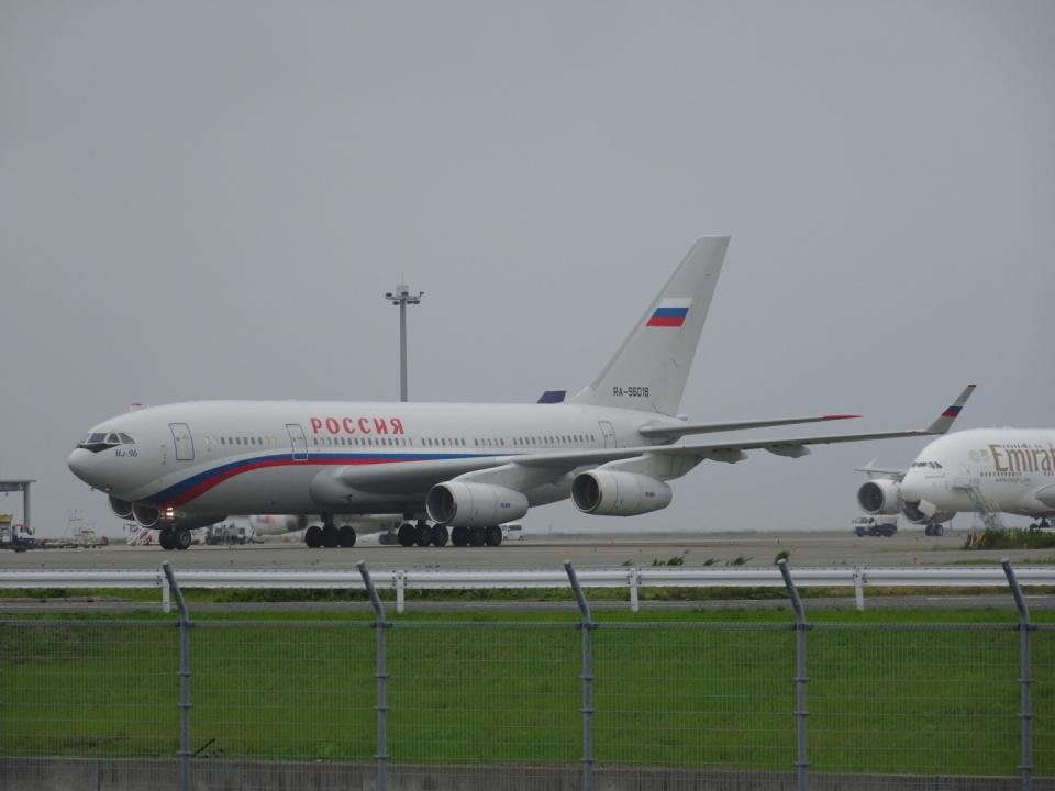 worldstarさんのロシア航空 Ilyushin Il-96 (RA-96018) 航空フォト