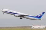きんめいさんが、中部国際空港で撮影した全日空 767-381の航空フォト(写真)