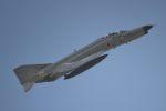 こびとさんさんが、小松空港で撮影した航空自衛隊 F-4EJ Phantom IIの航空フォト(写真)