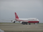 worldstar777さんが、関西国際空港で撮影したトルコ政府 747-8ZV(BBJ)の航空フォト(飛行機 写真・画像)