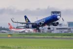 門ミフさんが、佐賀空港で撮影した春秋航空 A320-214の航空フォト(写真)