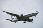 zibaさんが、福岡空港で撮影した全日空 777-281の航空フォト(写真)